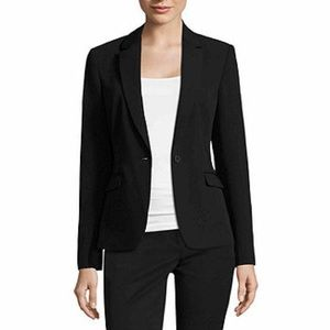 Forever 21 size s small blazer black long
